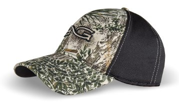 GameGuard Caviar Fitted Cap with Running G Logo - 5130LGGC