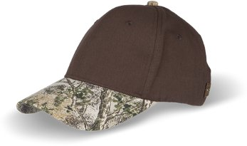 GameGuard Chocolate Wax Cloth Cap